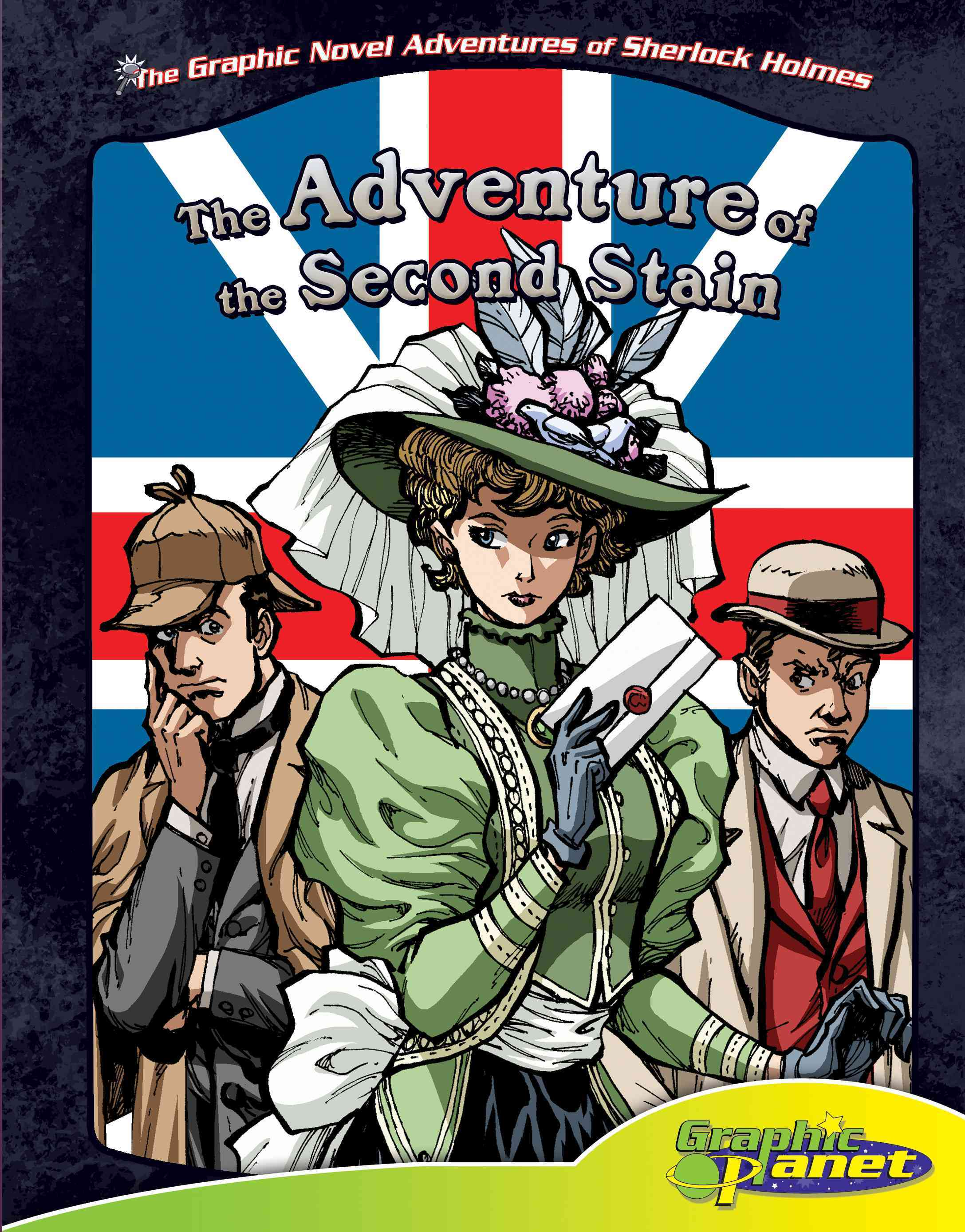 Adventure of the Second Stain By Goodwin, Vincent
